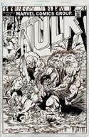 Hulk #197 Cover Commission
